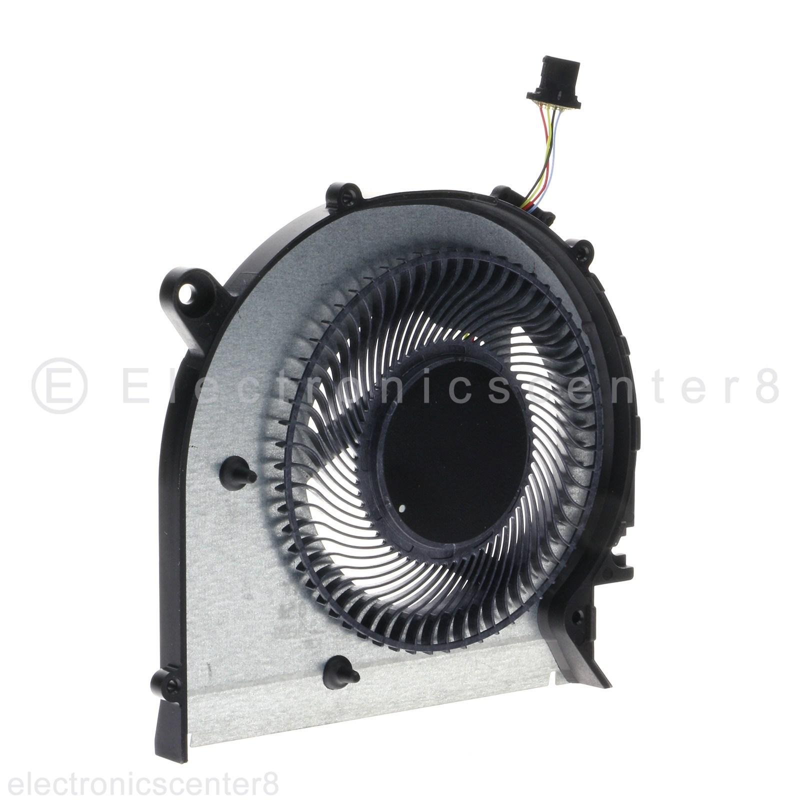 DBTLAP Laptop CPU Cooling Fan Compatible for HP Envy Notebook 13-d 13T-D 15-ay Series 829296-001 DC28000GWS0 EG50040S1-C620-S