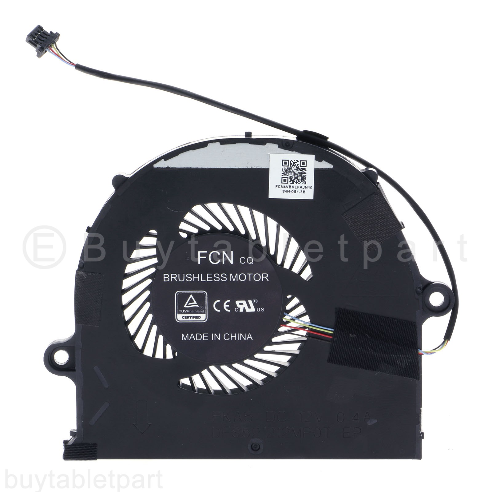 Cooling Fan for HP Pavilion 14-BF 14-BF040WM 14-BF115NS 930603-001 US Shipping