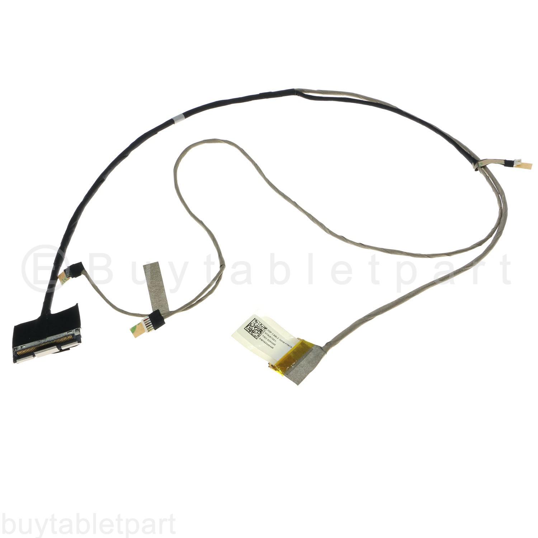 Cable de Video LCD Flex para portátil Toshiba C70 C70-D C70-A C75 C75-D C75-A