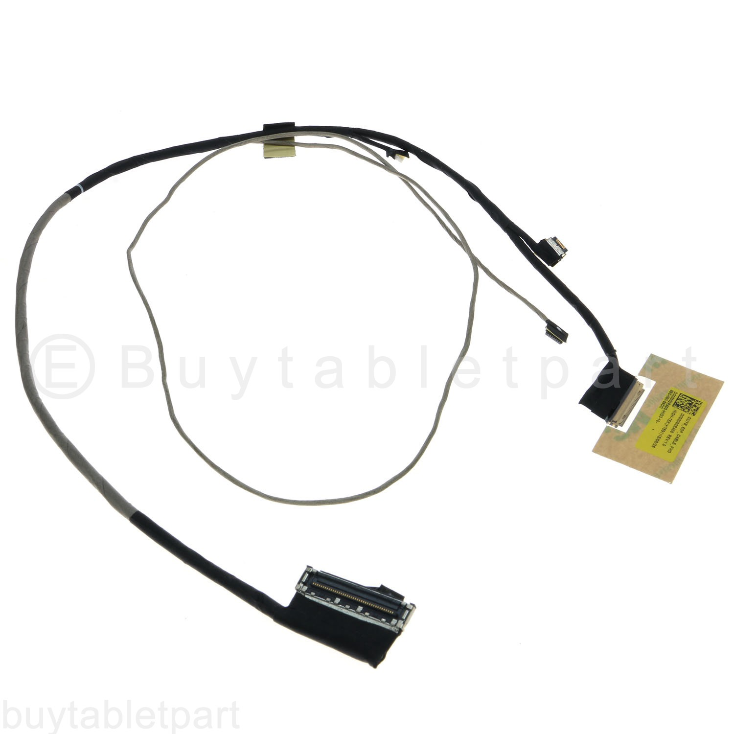 Lenovo Flex 4 1570 /& Flex 4 1580 LCD LED Screen Cable with Part No DC02002D100